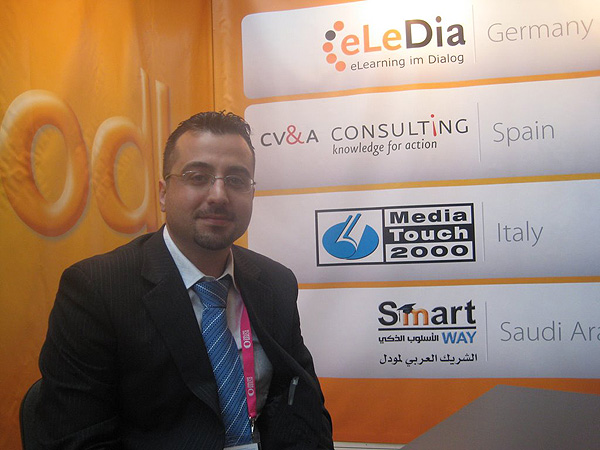 Smartway the Arab partner to Moodle system